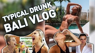 Gambar cover Typical Drunk Bali Vlog | SHANI GRIMMOND