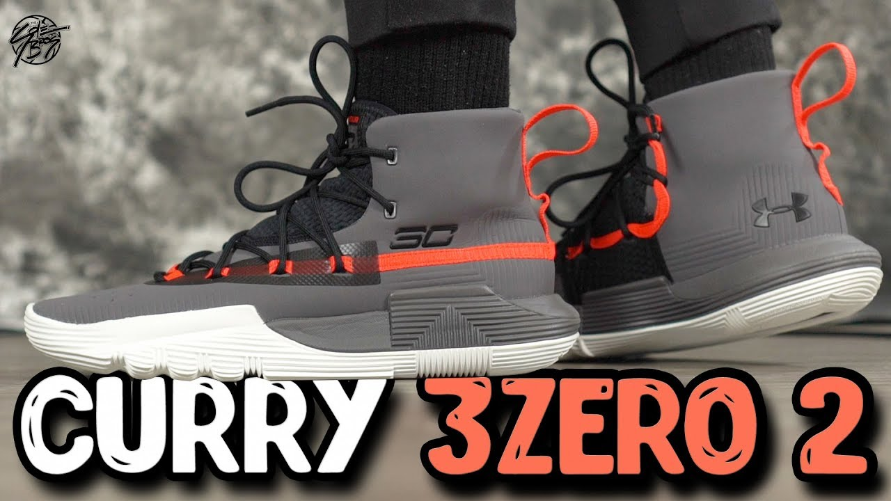 new product 041e3 b4411 Under Armour Curry 3Zero 2 First Impressions!