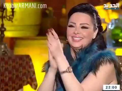 Arabian singer Rayan sings Armenian beautiful song in Lebanon TV