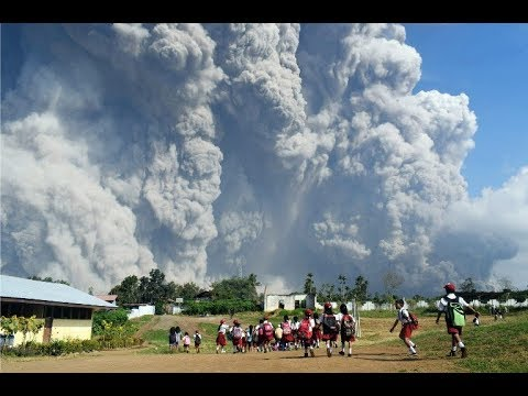 GSM Update 2/21/18 - Record Cold - Sinabung Reshaped - Quake Swarms - Pockets of Freedom