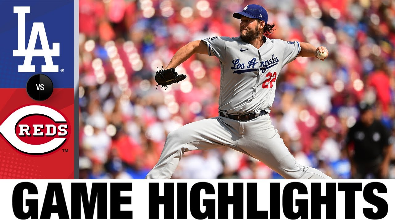 Download Dodgers vs. Reds Game Highlights (9/19/21) | MLB Highlights