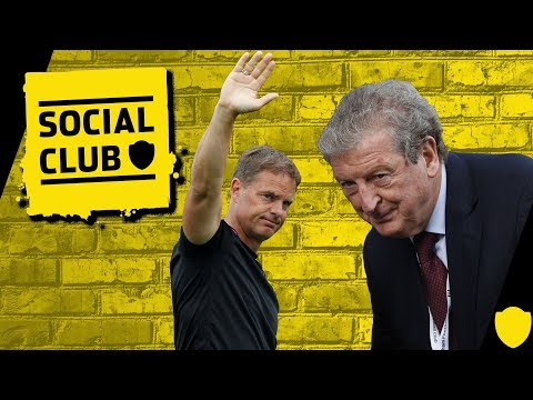 DE BOER SACKED, HODGSON IN? | SOCIAL CLUB