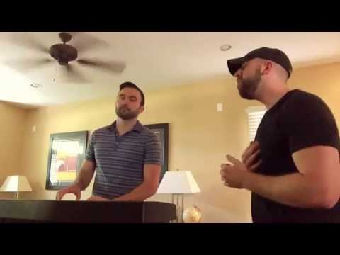 Carrie Underwood - I Know You Won't - Male Duet - Michael Powers & Jeb Havens - Live Cover