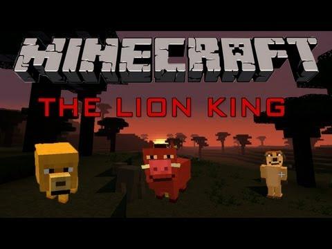 minecraft lion king mod 1 5 2 skydaz - The Lion King Mod Installer