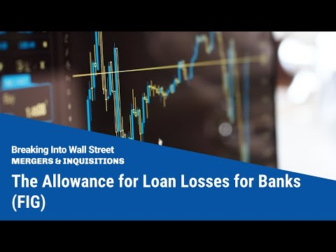 The Allowance for Loan Losses for Banks (FIG)