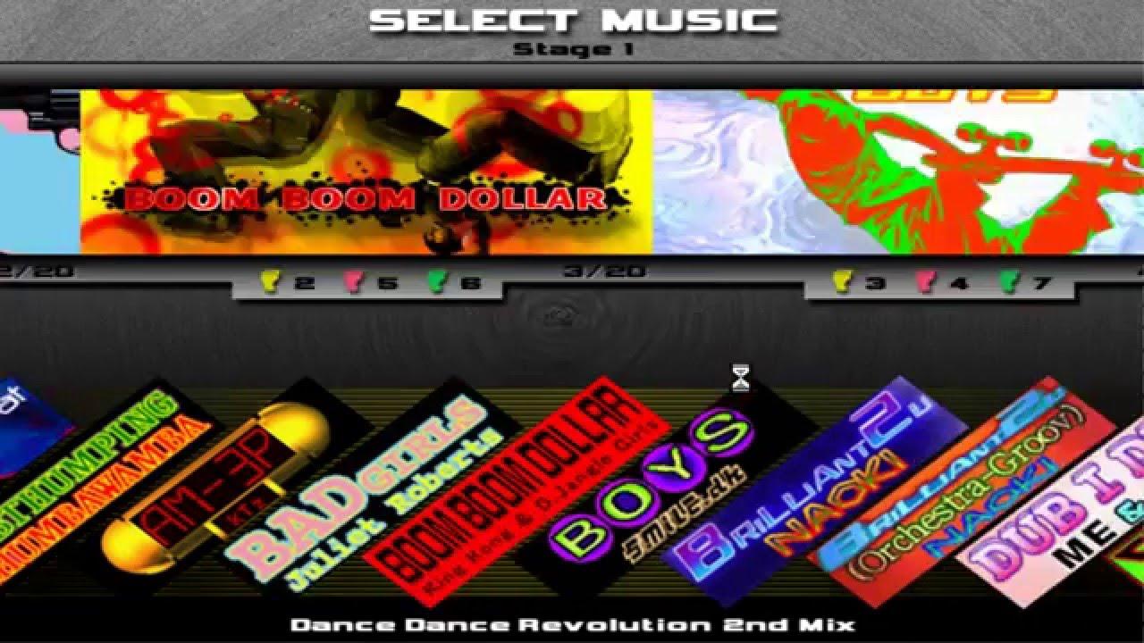 dance dance revolution 4th mix iso psx