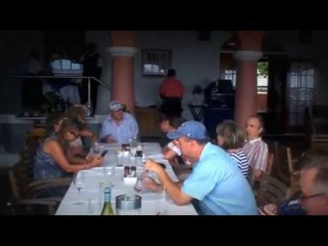 Winsome Tours Bermuda at the Royal Bermuda Yacht Club