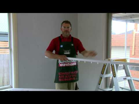 How To Install Vertical Blinds - DIY At Bunnings