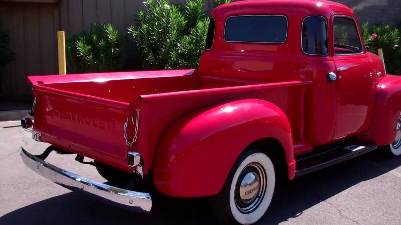 1947 Chevy Pickup Youtube
