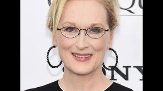 Голливудские звезды поддержали Мерил Стрип