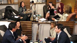 #SagaLive con Alex Lora, Carlos Ballarta y mesa política.
