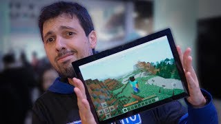 O PRIMEIRO PC DA LENOVO COM SNAPDRAGON E WINDOWS 10!
