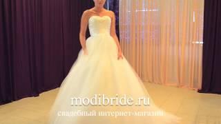 Платье Amour Bridal 1199 - www.modibride.ru Свадебный Интернет-магазин