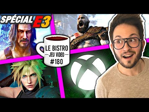 Final Fantasy 7 Remake nouveau trailer et date,  God of War 2 teasé !? Un secret dans Cyberpunk 2077
