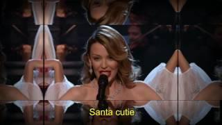 Kylie Minogue - Santa Baby (Live Jay Leno 20-12-2002)