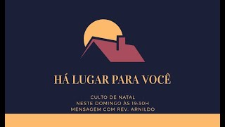 IP Central de Itapeva - Culto de Domingo Noite -  20/12/2020