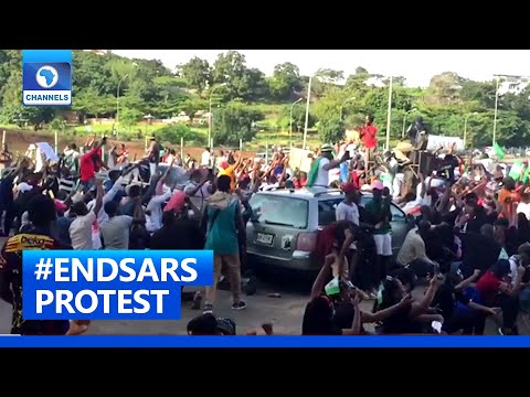 Protesters Remain Defiant To Ban On Demonstrations In FCT