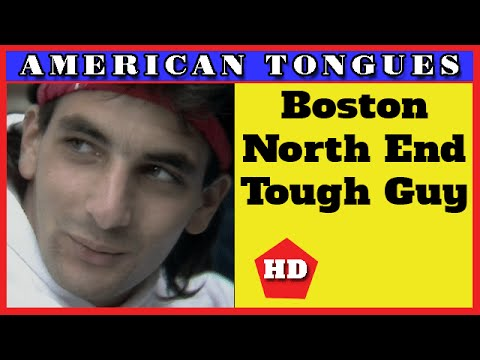 Tough Guy from Boston's North End - American Tongues episode #10