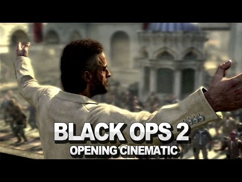 Black Ops 2 - Opening Cinematic