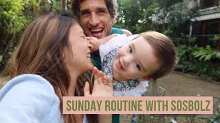 Our Sunday Routine! | Solenn Heussaff