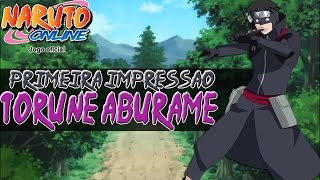 Naruto Online || Torune Aburame Primeira Impressão
