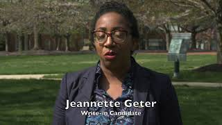 Vote Geter Intro