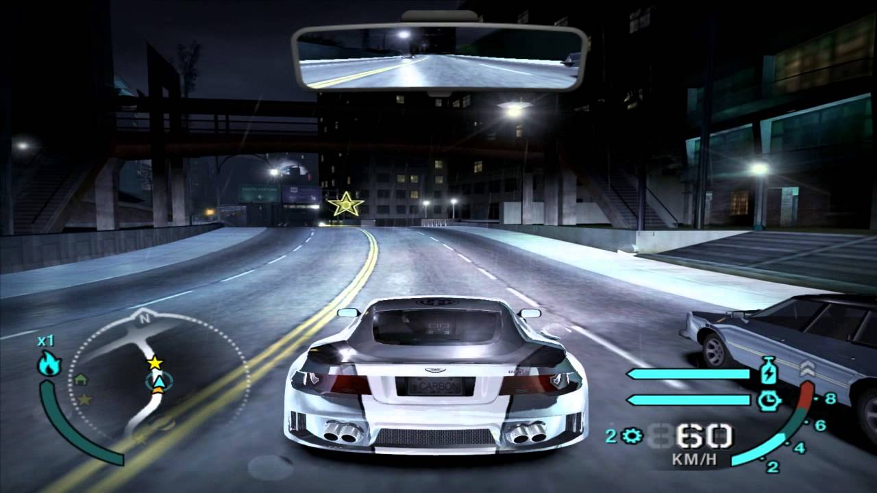 Need For Speed Carbon Rival Crew Free Roam Challenges Fortuna