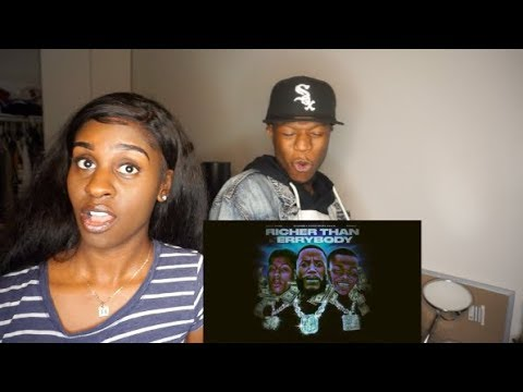 YB TOOK OFF! Gucci Mane – Richer Than Errybody (feat. NBA YoungBoy & DaBaby) REACTION!