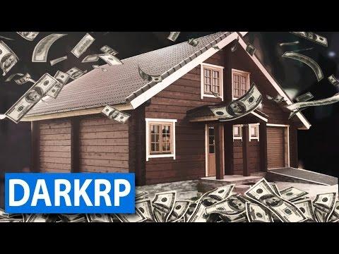 GMOD DarkRP FR #32 : La maison de l'argent