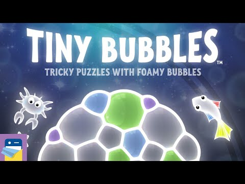 Tiny Bubbles™: iOS iPad Gameplay Walkthrough Part 1 (by Pine Street Codeworks)