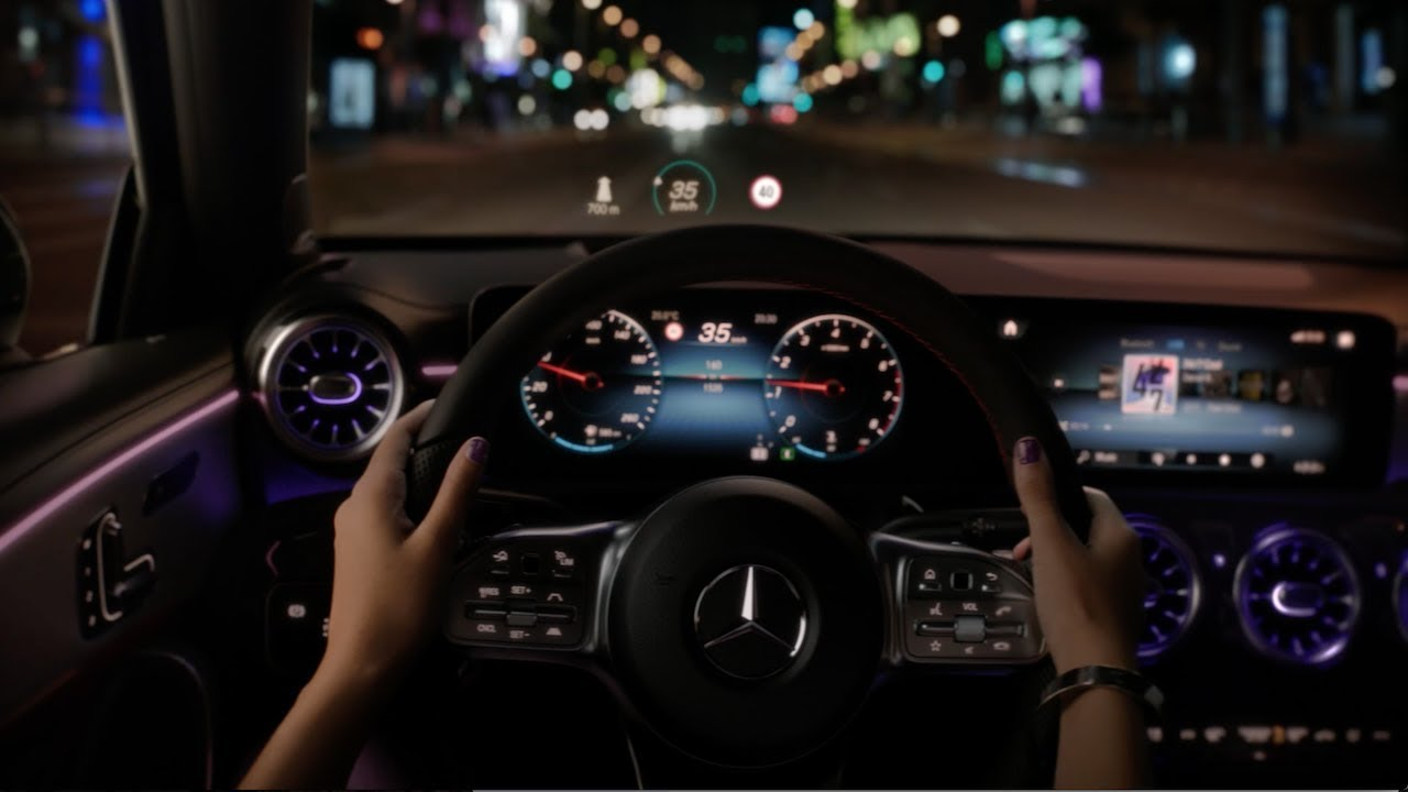 The New A Class Just Like You Mercedes Benz Cars Uk