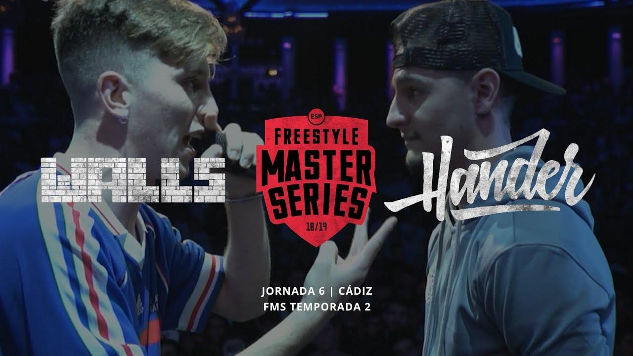 WALLS VS HANDER FMS CÁDIZ Jornada 6 OFICIAL - Temporada 2018/2019
