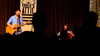 Howie Day feat. Ward Williams - Life-sized - Eddie's Attic 09-25-2013 - Atlanta, GA