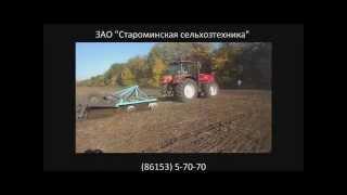 Беларус 3522 (трактор МТЗ 3522)(Беларус 3522 (МТЗ) Belarus 3522 (MTZ) МТЗ 3522 тракторы MTZ 3522 трактор ЗАО