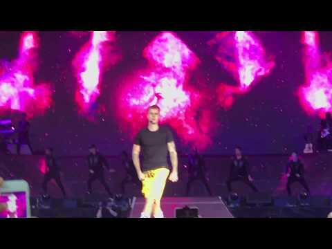 Justin Bieber - The Feeling Live @ I-Days Festival Monza - 18 Giugno 2017