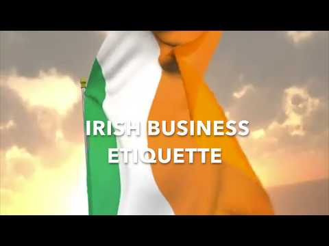 Irish Business Etiquette