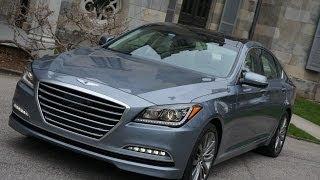 2015 Hyundai Genesis TestDriveNow.com Review by Auto Critic Steve Hammes