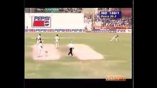 Sachin Tendulkar 8th ODI century