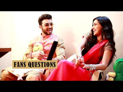 Samridh Bawa & Ankita Sharma's SPECIAL MESSAGE to their Fans | Fan Questions | Swabhimaan