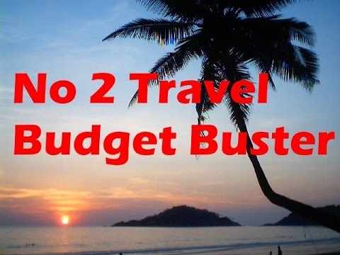 After 107 Countries, The Number 2 Travel Budget Buster Is? #Budget #travel