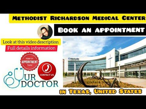 Methodist Richardson Medical Center in Richardson,Texas, USA.