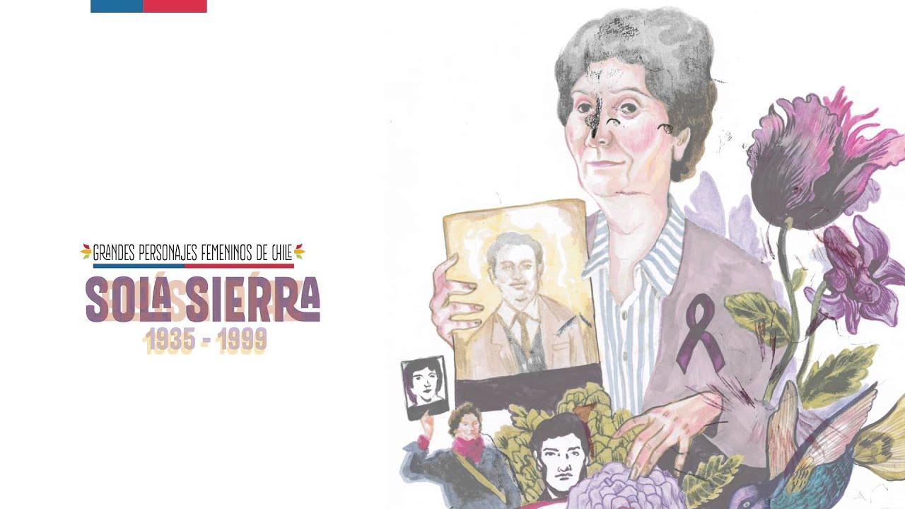 Mujeres que marcaron la historia de Chile.