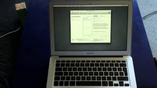 Apple MacBook Air 2011 löschen und Lion neu installieren - deutsch