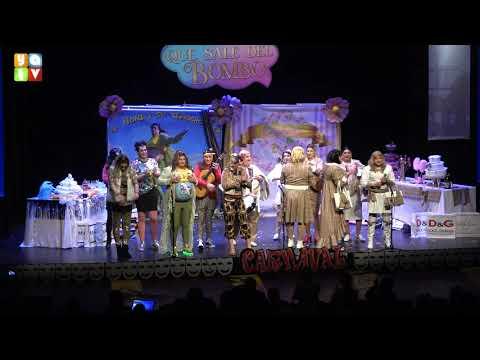 A ver que sale del bombo Chirigota de Algeciras Carnaval 2020