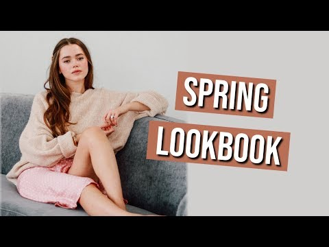 8 Outfits I'll Be Wearing This Spring | Spring Lookbook
