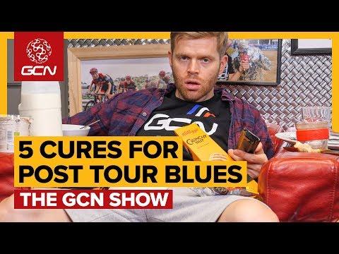 Tour De France Hangover? 5 Ways To Get Over Your Post-Tour Blues | GCN Show Ep. 342