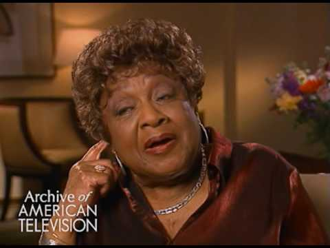 """Isabel Sanford on working with Tracey and Hepburn on """"Guess Who's Coming to Dinner?"""""""