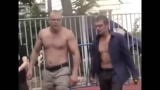 Самые жёсткие драки в в Европе