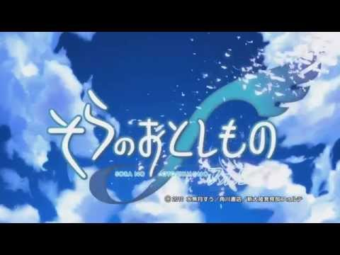[HD] Sora no Otoshimono Forte - Openning - VOSTFR