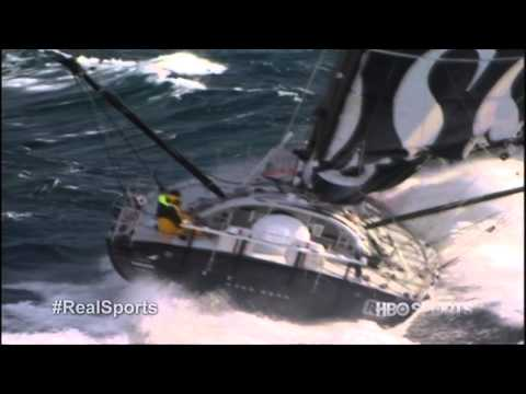 Vendee Globe Sailboat Race: Real Sports with Bryant Gumbel Clip (HBO Sports)